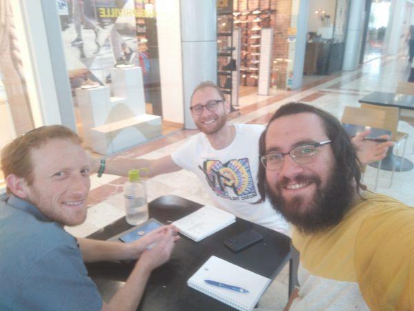 פגישות ייעוץ ותכנון מסלול לאתיופיה