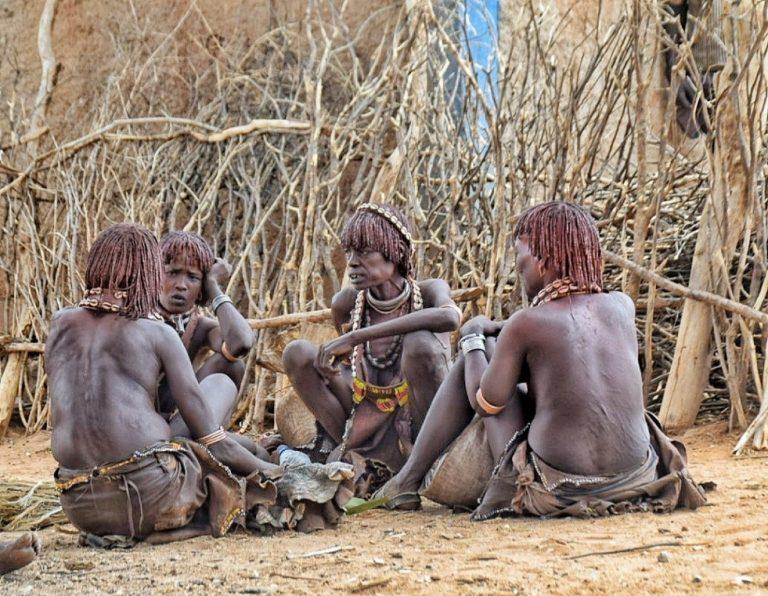 טיולי שבטים בדרום אתיופיה