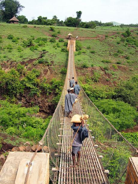 נופי צפון אתיופיה