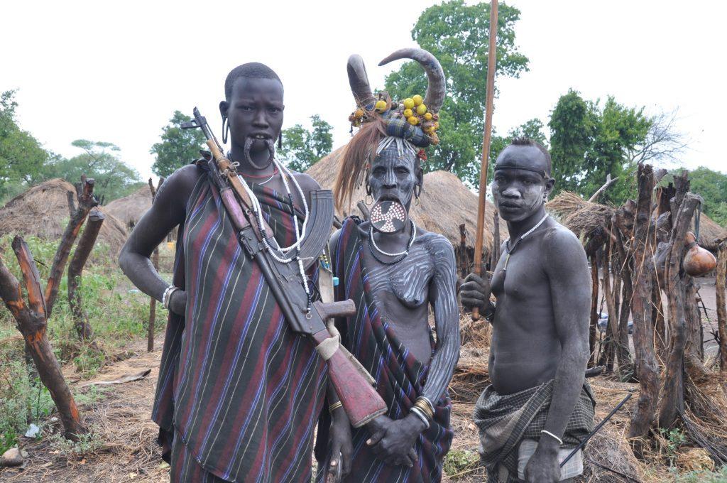 רעיונות לטיול שבטים אתיופים
