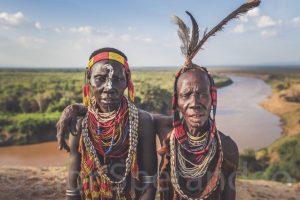 טיולים באתיופיה לראות את השבטים