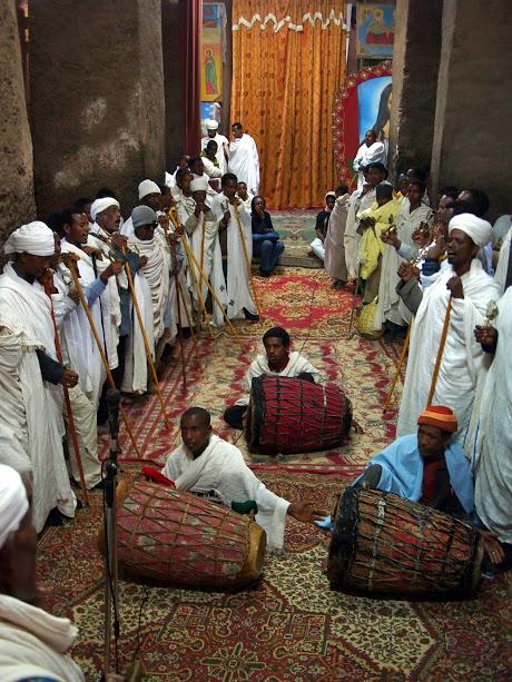 טרק אתיופיה המסורתית