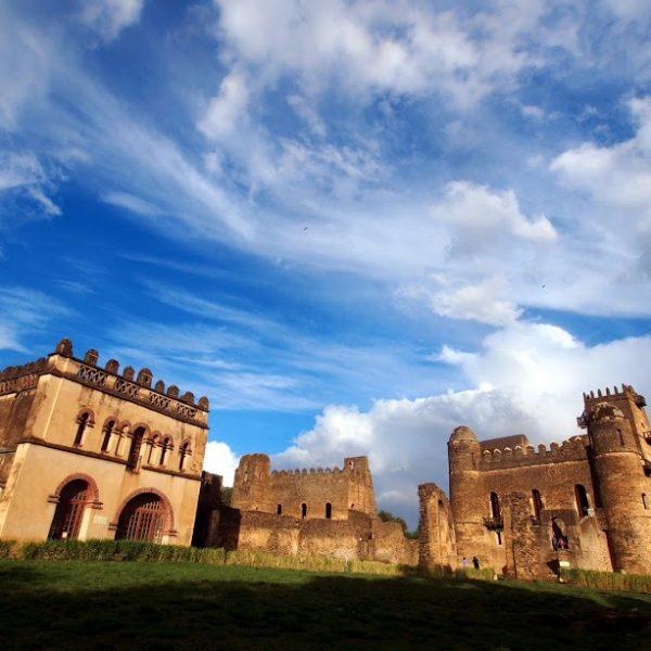 הארכיטקטורה באתיופיה