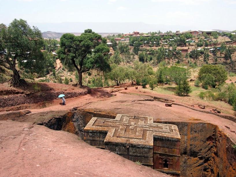 טיול ג'יפים באתיופיה