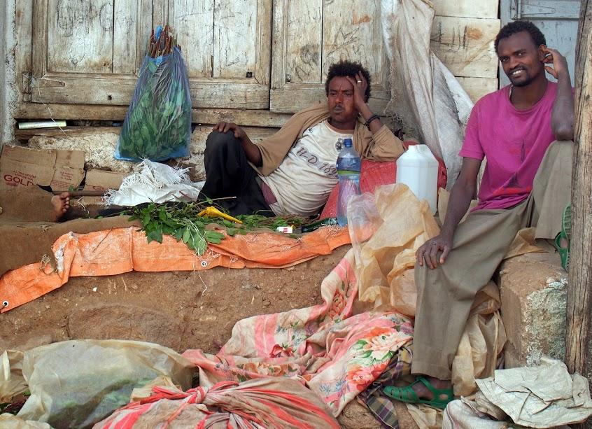 מה לעשות בהרר אתיופיה