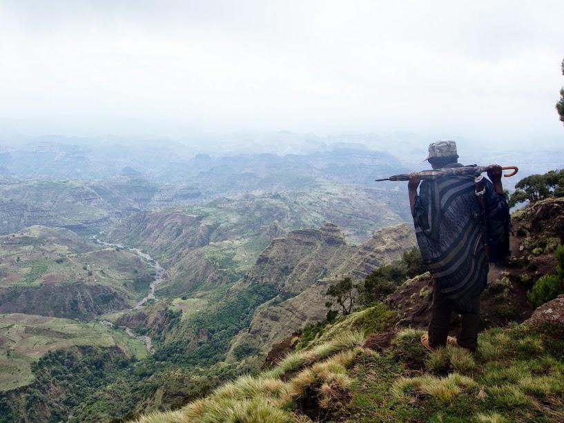 טרק באתיופיה
