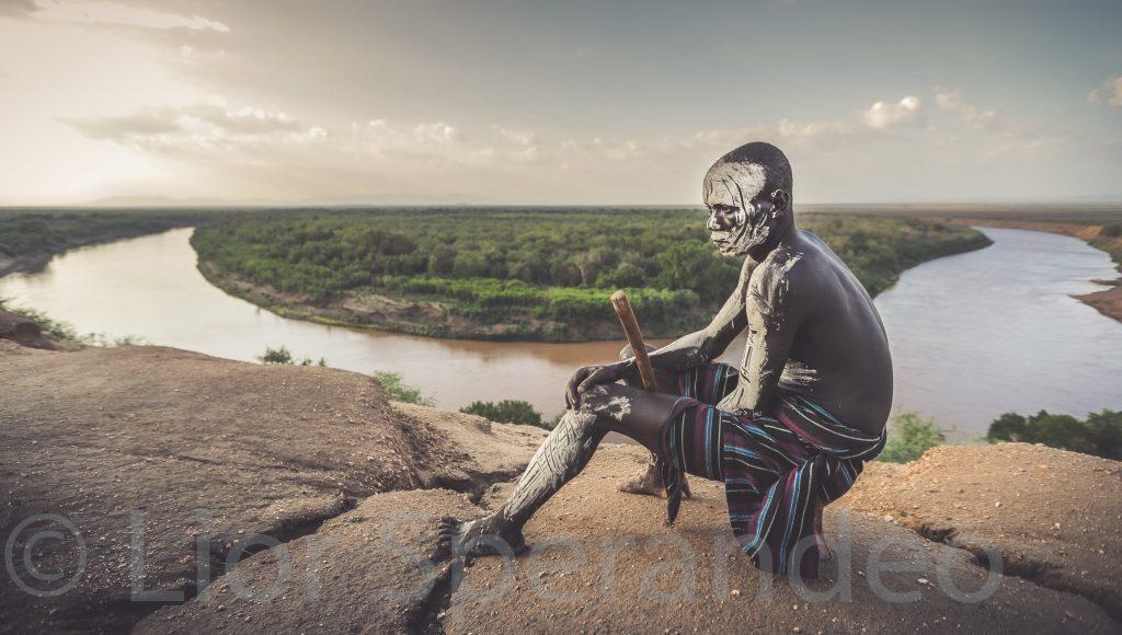 היסטוריית השבטים האתיופים