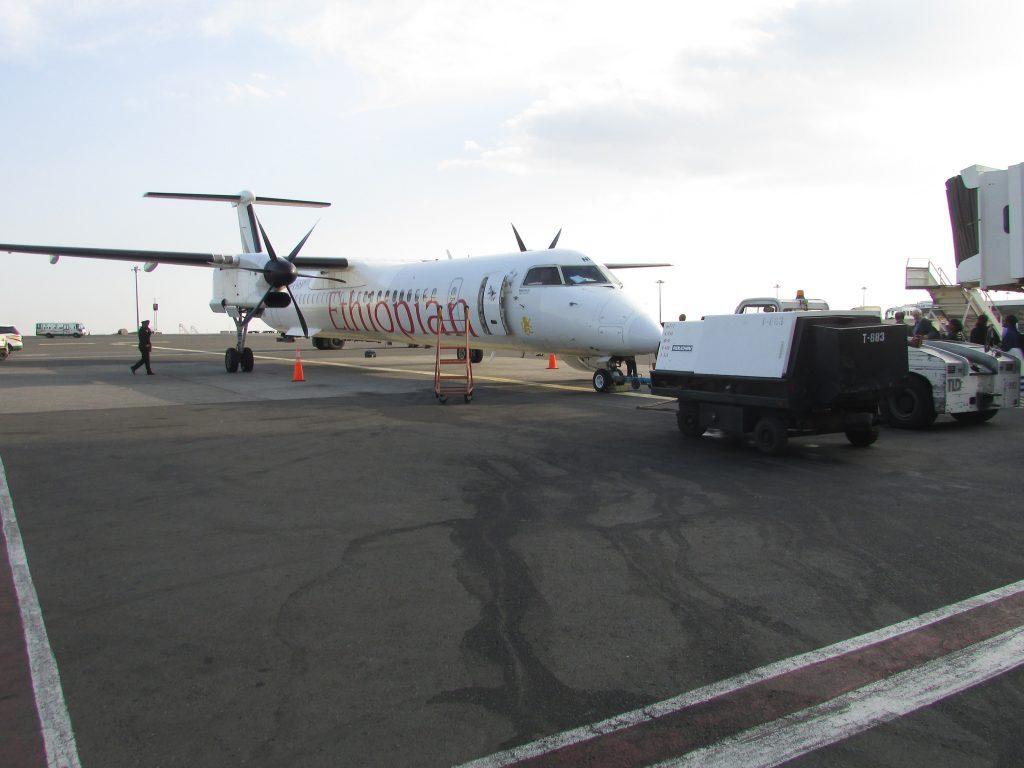 איך טסים בתוך אתיופיה