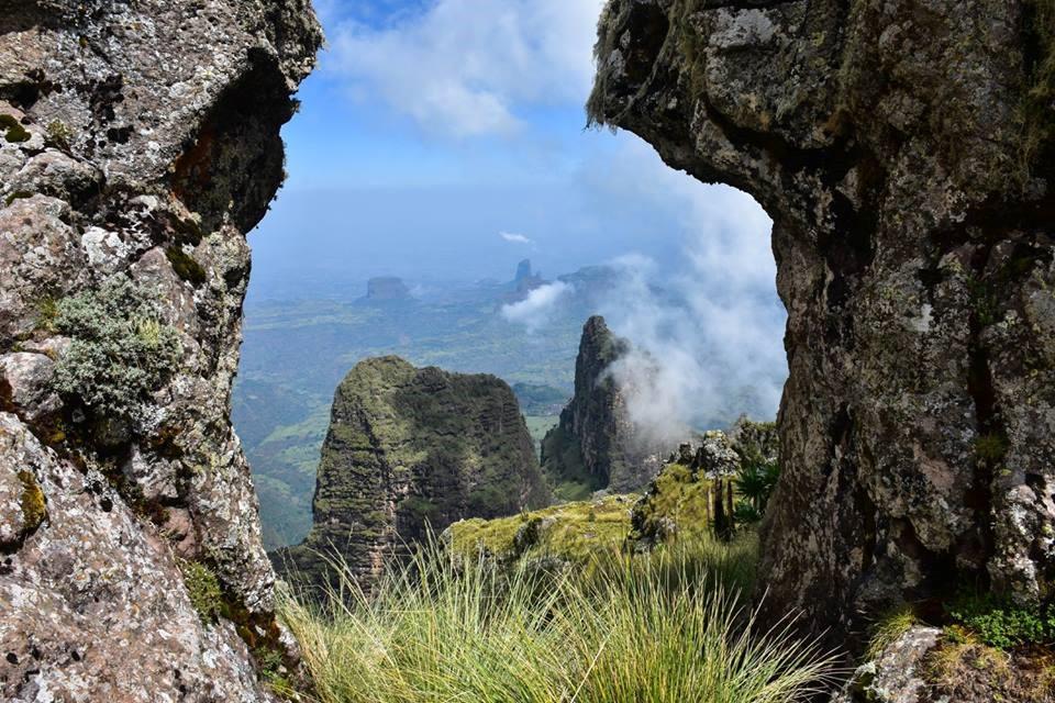 הרי הסימיאן (simien mountains)