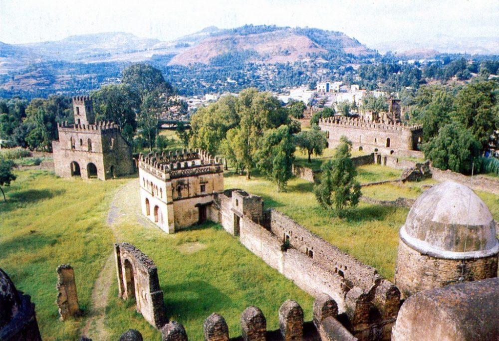 ארמון פסילדס אתיופיה