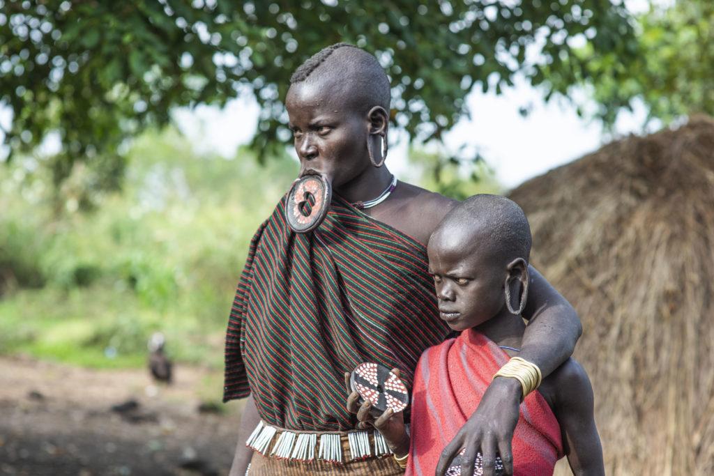 לטייל בצפון אתיופיה עם הילדים